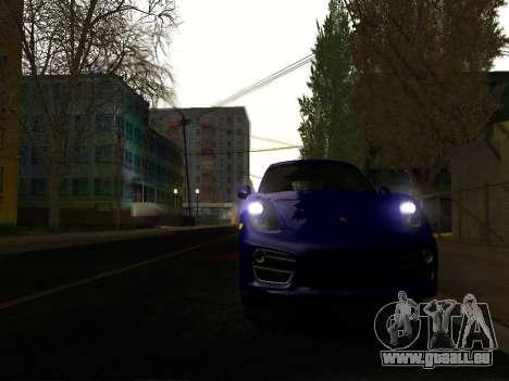 ENB par Makar_SmW86 v5.5 pour GTA San Andreas quatrième écran