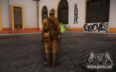 Nikolai from Killing Floor pour GTA San Andreas deuxième écran