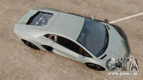 Lamborghini Aventador LP700-4 v2 [RIV] pour GTA 4 est un droit