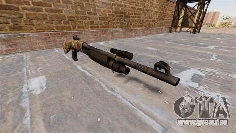 Ружье Benelli M3 Super 90 ronin für GTA 4