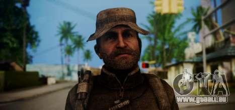 John Price für GTA San Andreas dritten Screenshot