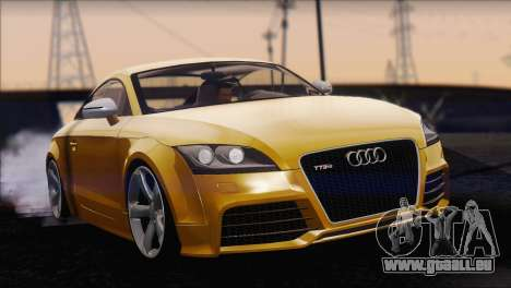 Audi TT RS v2 2011 pour GTA San Andreas