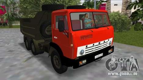 KamAZ 5511 pour GTA Vice City