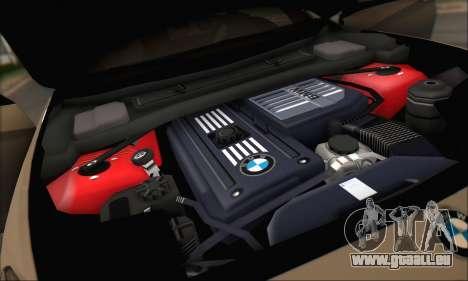 BMW M135i pour GTA San Andreas roue