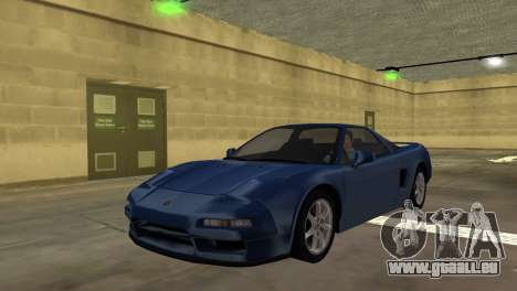 Acura NSX 1991 für GTA Vice City