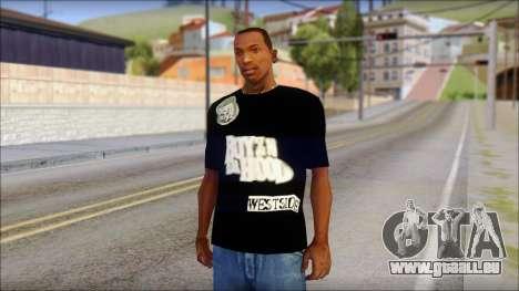Dem Boyz T-Shirt pour GTA San Andreas