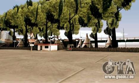 New Santa Maria Beach v1 für GTA San Andreas sechsten Screenshot