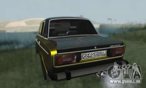 VAZ 2106 pour GTA San Andreas moteur