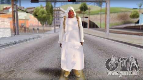 Arabian Skin pour GTA San Andreas