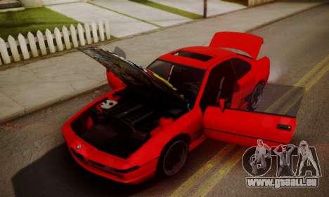 BMW M8 Custom für GTA San Andreas rechten Ansicht