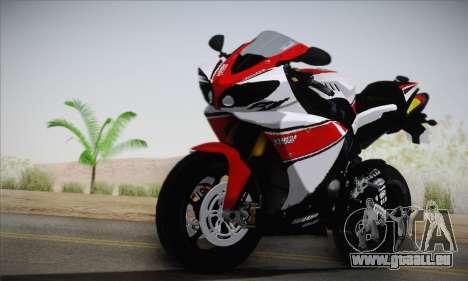 Yamaha R1 2011 pour GTA San Andreas