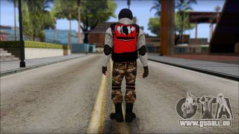 Peng Thug pour GTA San Andreas troisième écran