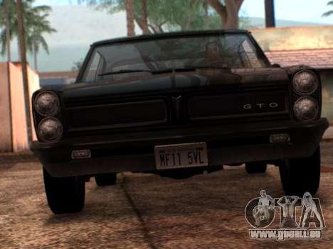 Lime ENB v1.1 für GTA San Andreas dritten Screenshot