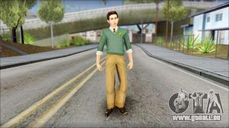 Constantinos from Bully Scholarship Edition pour GTA San Andreas deuxième écran