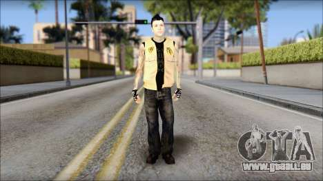 Joel from Good Charlotte pour GTA San Andreas