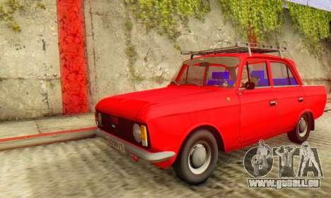 Moskwitsch 412 [DSA] für GTA San Andreas