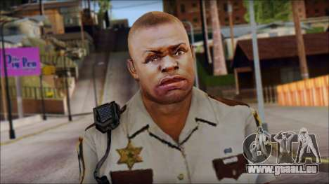 James Wheeler from Silent Hill Homecoming pour GTA San Andreas troisième écran