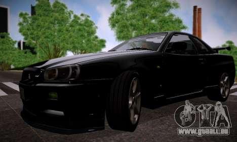 ENBSeries par Makar_SmW86 version Finale pour GTA San Andreas quatrième écran