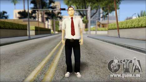 Dean from Good Charlotte pour GTA San Andreas