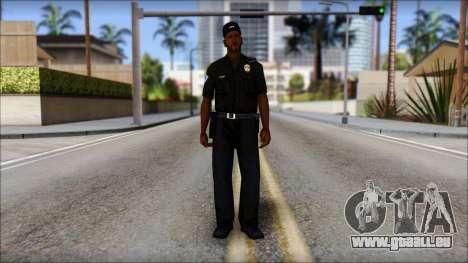 Sweet Policia für GTA San Andreas zweiten Screenshot