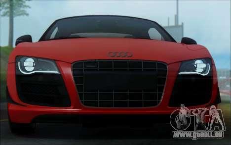 SA Ultimate Graphic Overhaul 1.0 Fix pour GTA San Andreas troisième écran