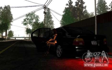 ENBSeries v5.2 Samp Editon pour GTA San Andreas deuxième écran