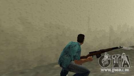 L'Auto-Chargement De Fusil Tokareva GTA Vice City pour la deuxième capture d'écran