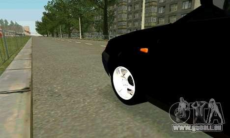 VAZ 21123 Turbo für GTA San Andreas Innen