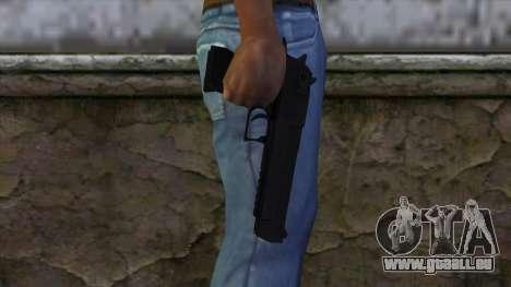 Desert Eagle from CS GO 1.0 für GTA San Andreas dritten Screenshot