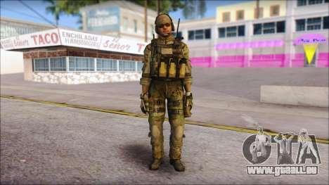 Grinch from Modern Warfare 3 pour GTA San Andreas