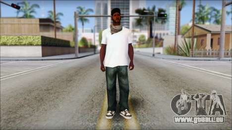 Sweet Normal für GTA San Andreas zweiten Screenshot