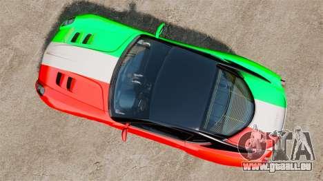 Ferrari 599 GTO PJ4 pour GTA 4 est un droit