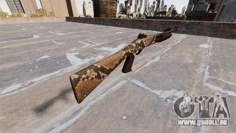 Ружье Benelli M3 Super 90 de vipère pour GTA 4 secondes d'écran