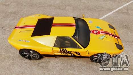 Vapid Bullet RS für GTA 4 rechte Ansicht