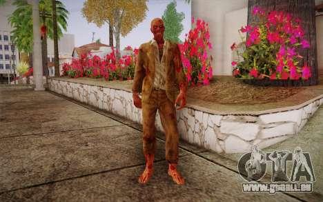 Crimson Zombie Skin pour GTA San Andreas