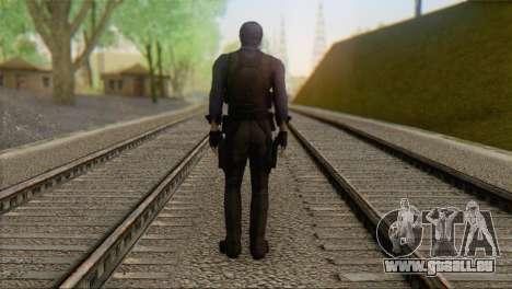 Leon .S.Kennedy v2 für GTA San Andreas zweiten Screenshot