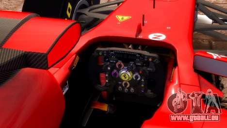 Ferrari 150 Italia pour GTA 4 est un droit
