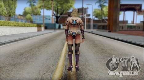 Elementalist from Soul of the Ultimate Nation für GTA San Andreas dritten Screenshot
