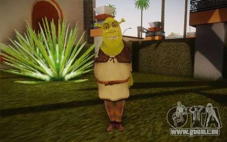 Shrek pour GTA San Andreas