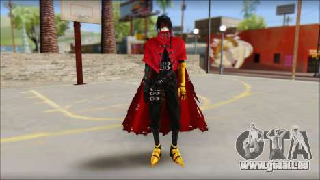 Final Fantasy VII - Vincent pour GTA San Andreas