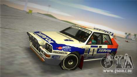 Lancia Delta HF Integrale pour GTA Vice City