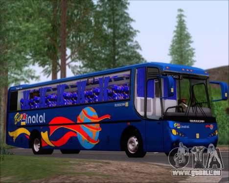 Busscar El Buss 340 Bio Linatal pour GTA San Andreas laissé vue