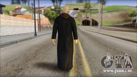 Lord Voldemort für GTA San Andreas zweiten Screenshot
