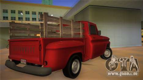 Chevrolet C10 für GTA Vice City linke Ansicht