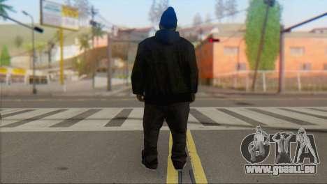 Old Gangster für GTA San Andreas zweiten Screenshot