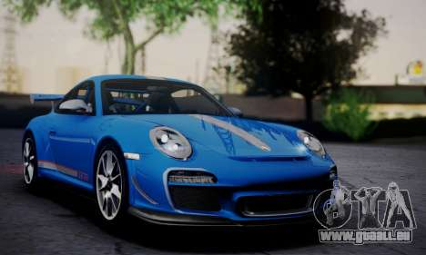 Porsche 911 GT3 RS4.0 2011 für GTA San Andreas