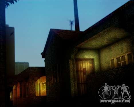 SA Ultimate Graphic Overhaul 1.0 Fix pour GTA San Andreas septième écran