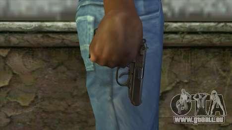 Carpati Md. 95 pour GTA San Andreas troisième écran
