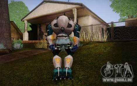 Elite Skin v1 für GTA San Andreas zweiten Screenshot