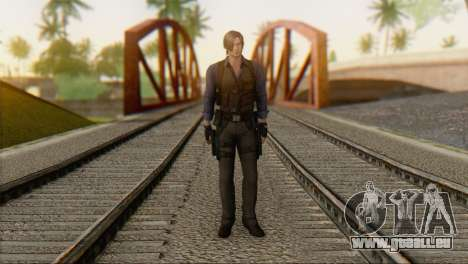 Leon .S.Kennedy v2 für GTA San Andreas